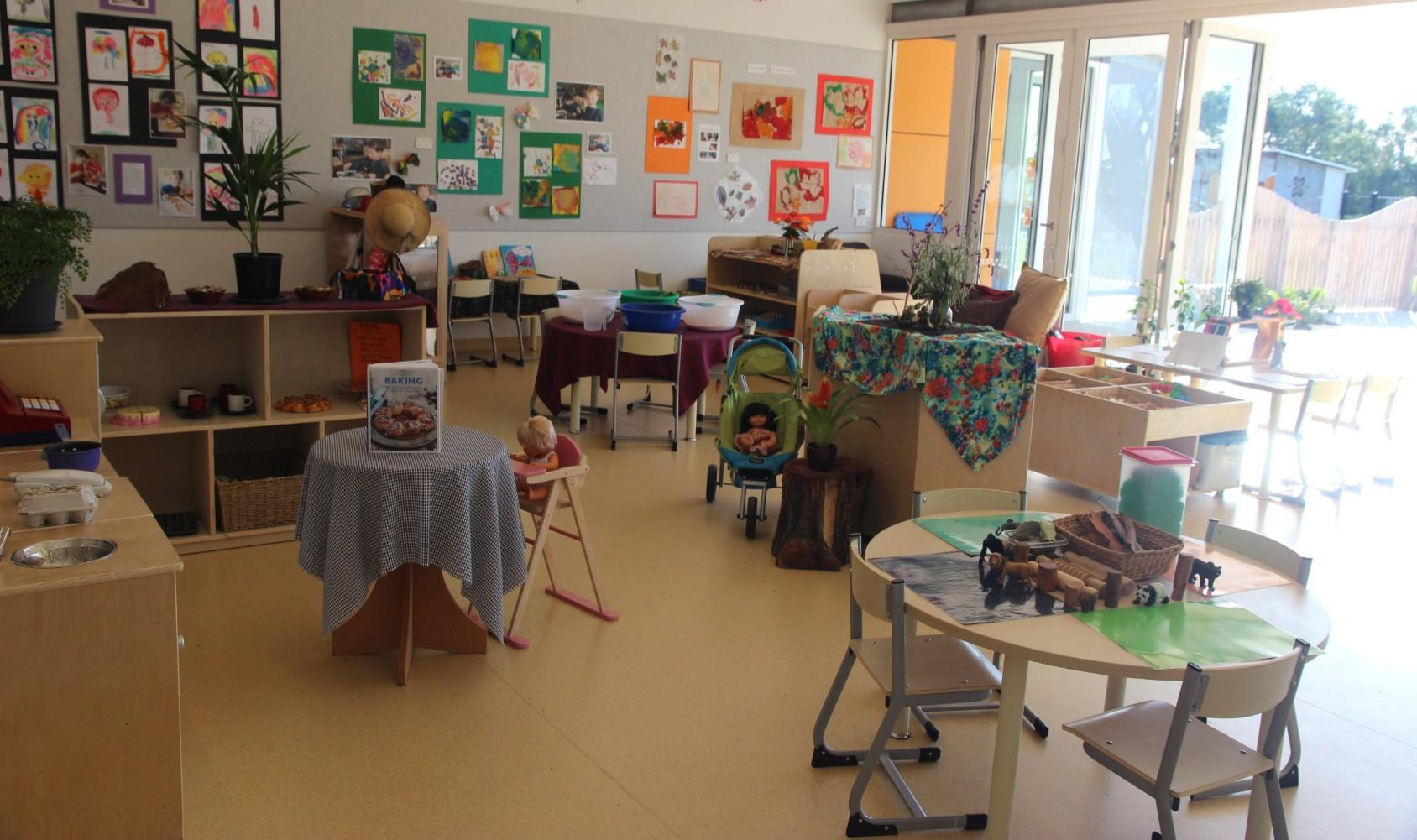 4 year old Intergrated Kindergarten